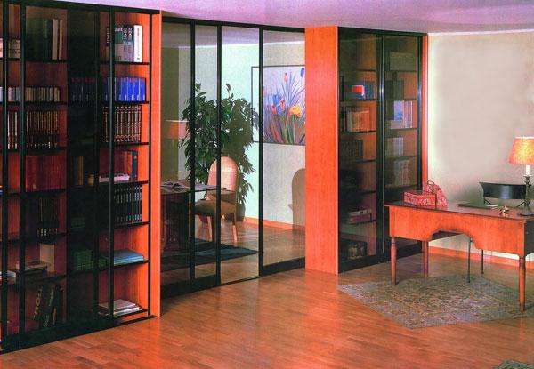 Lobnya-style различные варианты встроенной и корпусной мебел.
